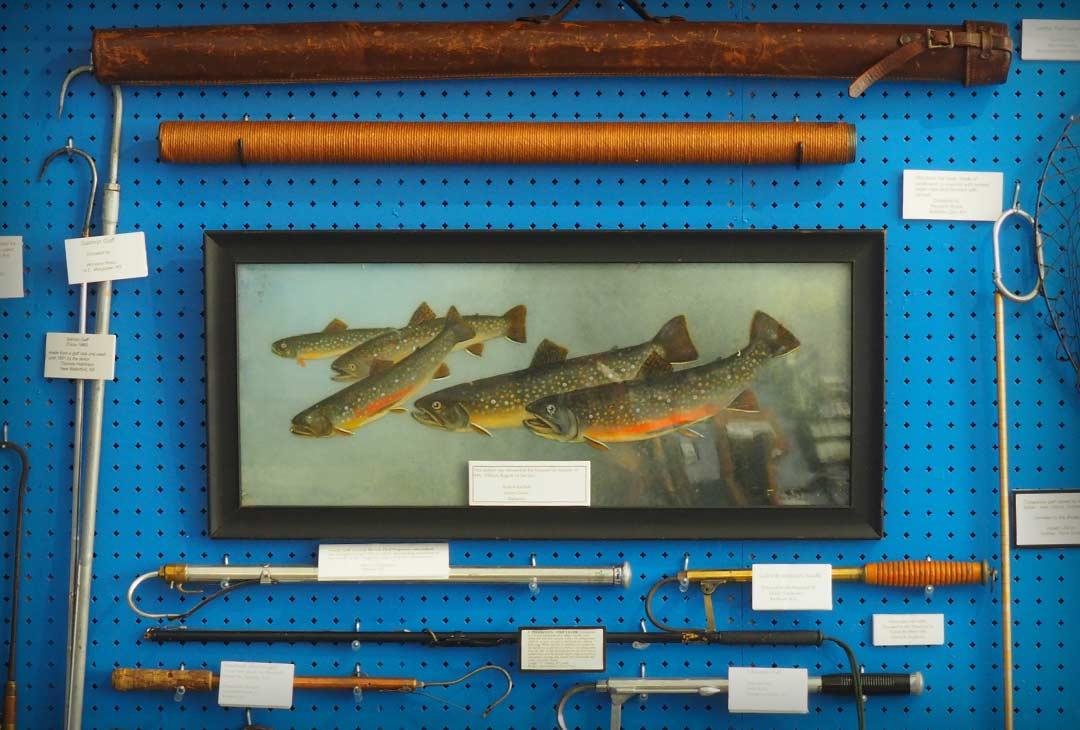 The Margaree Salmon Museum